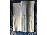 Vintage pure wool blanket