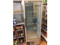 Retail shop fridge