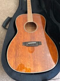 Lovely Tenor Guitar & Case