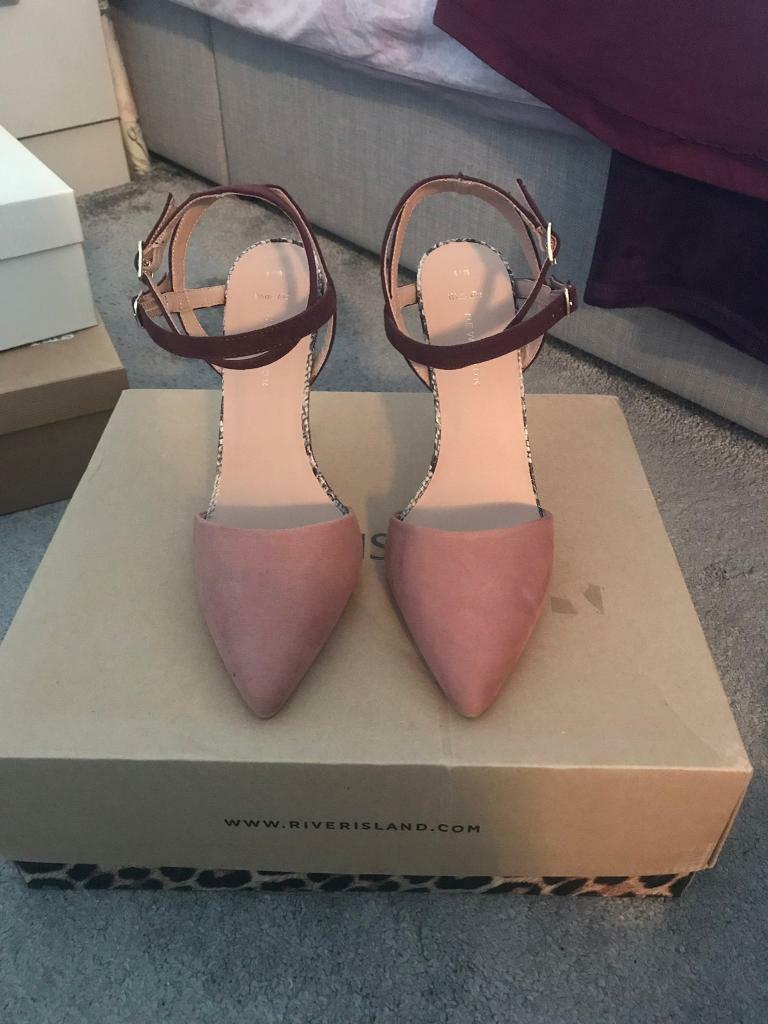 e6c4e7f5d7d Brand New - New Look Strappy heels - size 6 | in Buckshaw Village,  Lancashire | Gumtree
