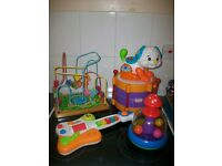 Bundle of Baby Toys