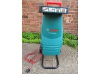 Garden Shredder Bosch AXT Rapid 2000