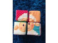 Baby sensory blocks