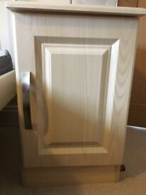 Pair of Bedside cabinets for sale