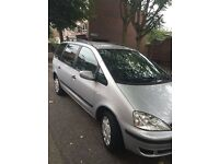 Ford Galaxy 1.9 tdci 04 plate mot April 7 seater
