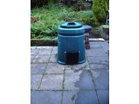 Large composting bin