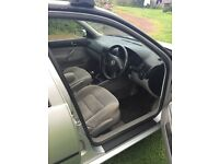 VW golf 1.6 petrol VERY CLEAN