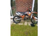 Ktm 250 great bike no faults