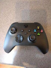 Xbox s/x controller black carbon