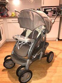 Graco perfect condition pushchair stroller pram