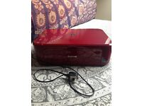 Canon Pixma MG3150 Printer/Scanner/Photocopier in Red