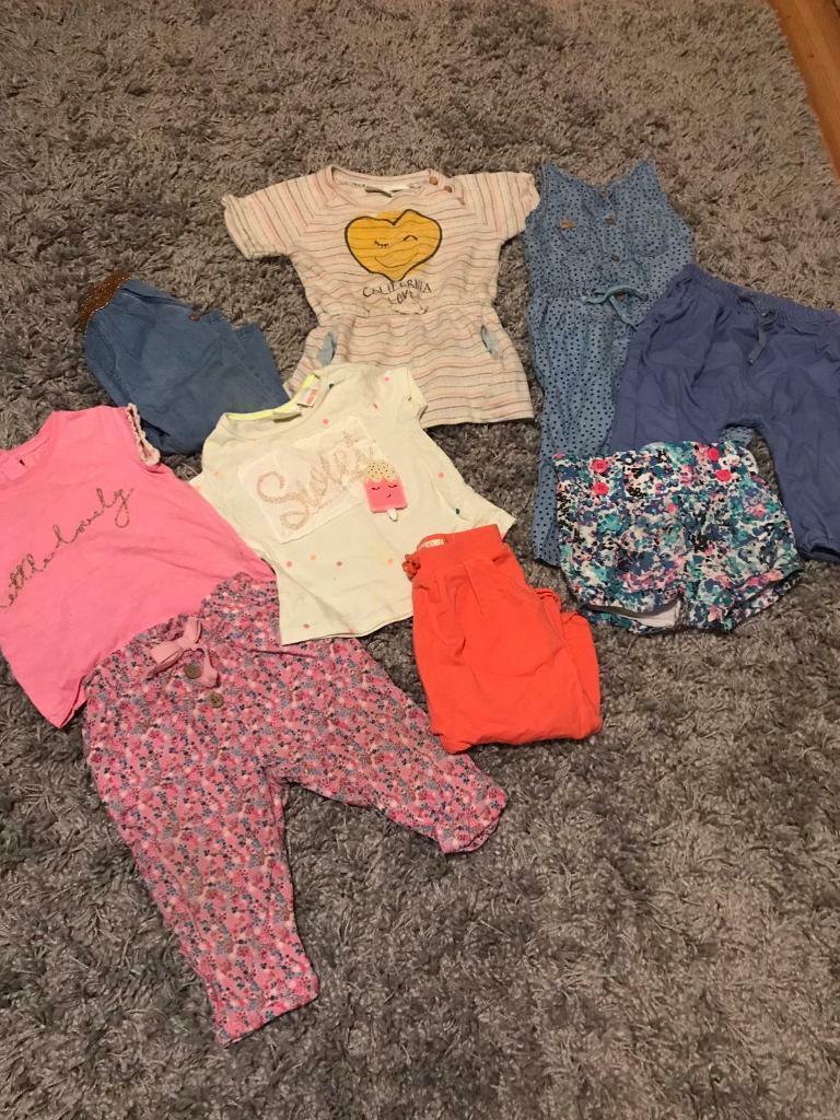 1215bf4b ZARA baby girls bundle 6-9 months | in Portslade, East Sussex ...