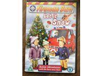 Fireman Sam - Let It Snow DVD