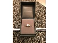 Brand New 9kt Gold ring in original Beaverbrooks box and gift bag