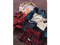 Girls' 12-18 month bundle with fairy dress