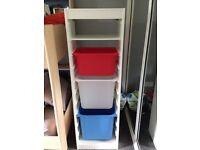 Children's Room IKEA Storage Units