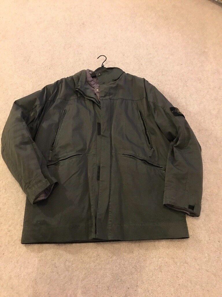 Stone Island Padded Jacket - XL