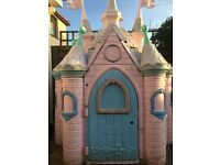 Disney Castle Outdoor playhouse