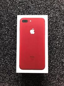 iPhone 7 Plus Red Limited Edition 128GB