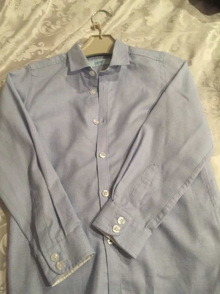 Boys tedbaker shirt
