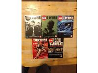 The Wire DVD Boxset. All 5 seasons.