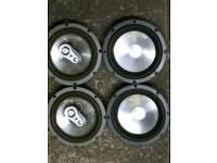 "Vibe fli 5"" speakers"
