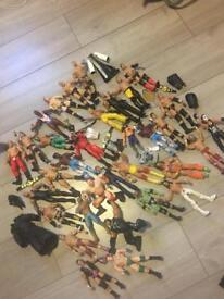WWE figures