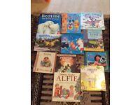 Bundle Of 11 children's books for preschoolers/ks1