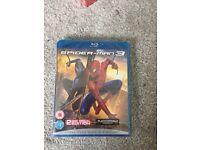 Spider man 3 Blu-ray Disc