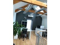 Office space to rent in stunning Coach House conversion