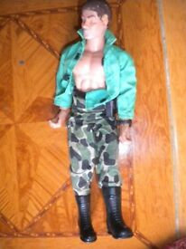 AN OLD ACTION MAN