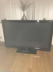 """Samsung 55"""" HD Tv with free view and 3 HDMI ports"""