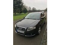 Audi A4 2.0 TDI Sline -Huge Spec- MUST VIEW