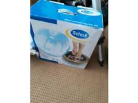 Scholl Aromatherapy Footspa, used a couple of times, still in its box