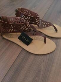 UK Size 5 - Forever 21 sandals