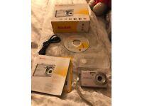 Kodak easyshare M753 pink rose digital camera