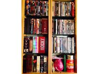 DVD Collection For Sale - Some Great Classic Mostly Like New