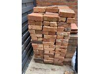 1930's Reclaimed house bricks x270