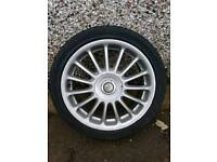 MG Alloys Wheels Also Fit Vauxall And Others 205/45/17