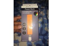 Power bank charge mobile phones