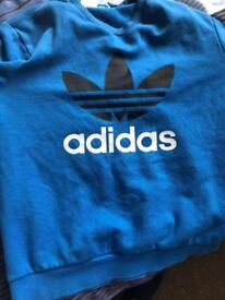 Adidas jumper for sale 10 pounds