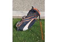 Puma Golf Bag and Towel