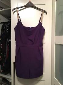 Purple Playsuit - New Look - Size 12 - Never worn, with tags