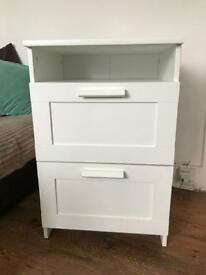 Chest 2 drawers for sale