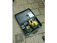 Dewalt hammer drill air cooled battery's