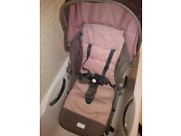 Pushchair clothes brand new timberland