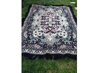 Vintage Casa Pupo huge rug