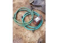 Diesel fuel pump 240 volts