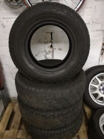 Hankook Dyna Pro ATM Winter tyres X 4