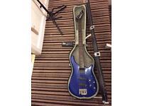 Bass Guitar / Washburn Bass Guitar. Stunning
